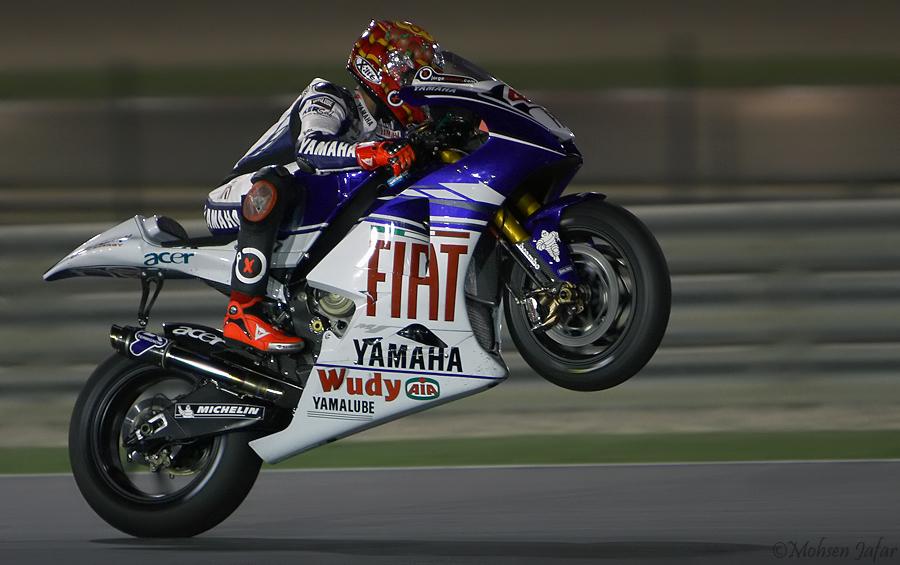 Jorge Lorenzo-MotoGP Team by Muhsen