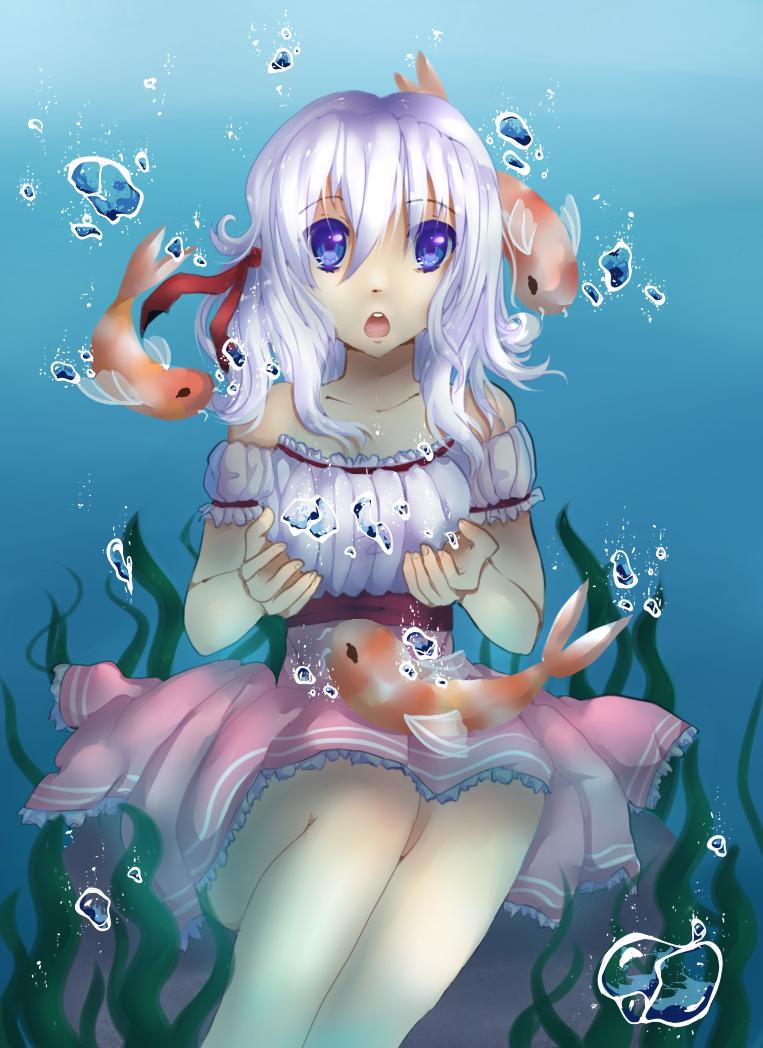 Welcome to Water Wonderland by Amaruru