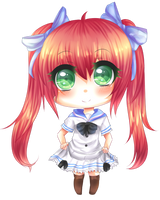 PC: Hikari by Choco-Ruu