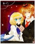 AT: Romance by Choco-Ruu