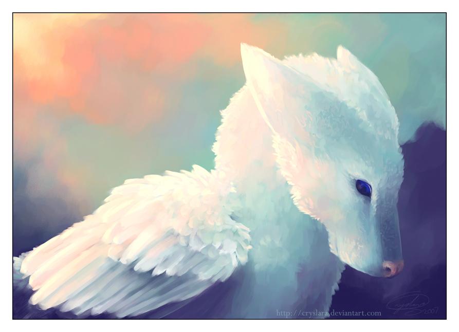 Pastel by cryslara