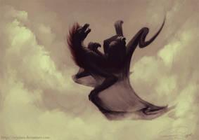 Basejumping by cryslara
