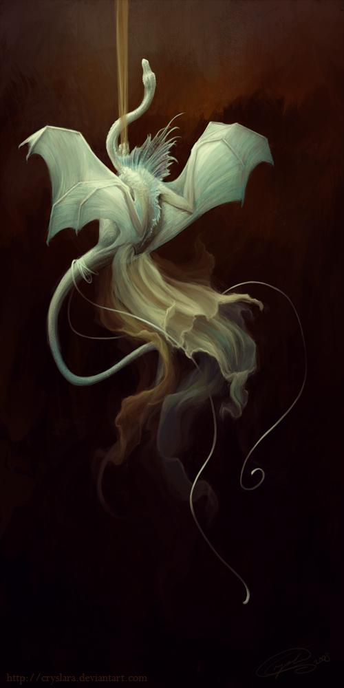 She Dances by cryslara