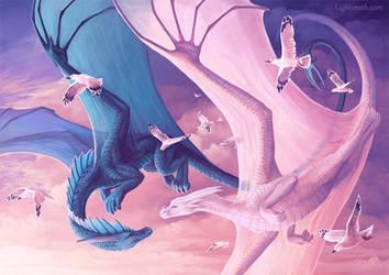 Flock Together by cryslara