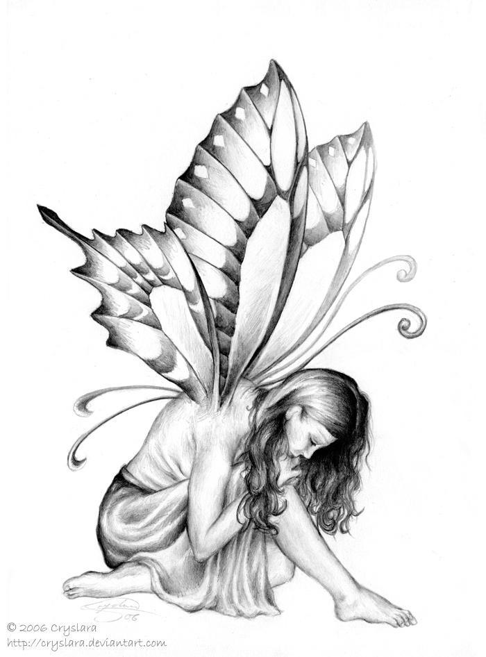 Hannah Faerie by cryslara on DeviantArt
