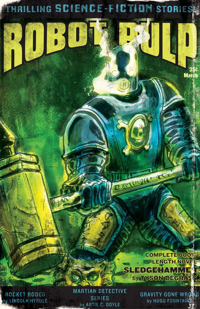Sledgehammer by DieselHead