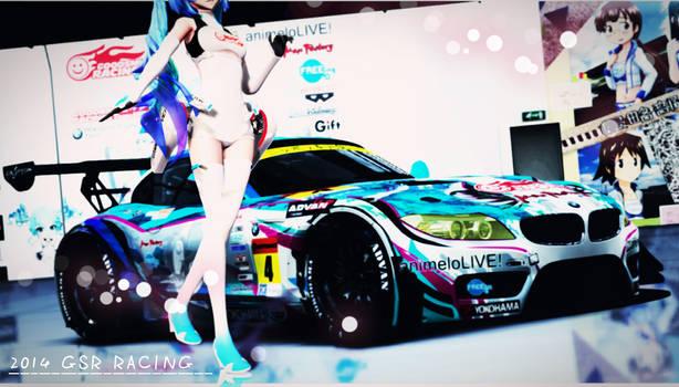 GSR Racing 2014