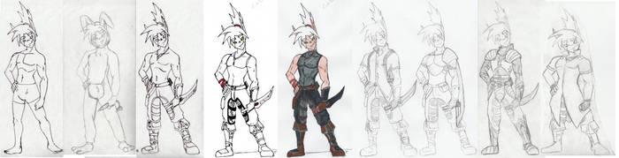 Wardrobe concepts by Hikage-Ryu