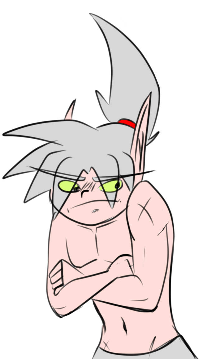 Grumpy by Hikage-Ryu