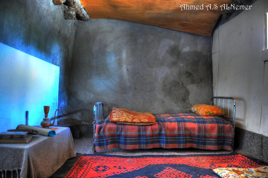 old bedroom by alnemer on deviantart