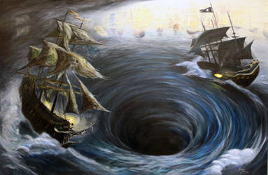 It's a maelstrom