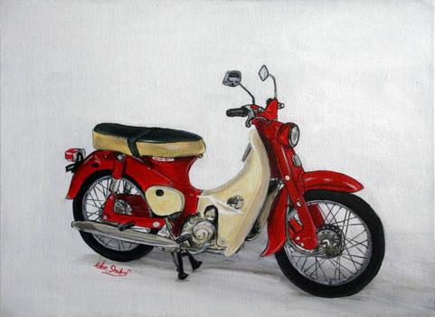Honda 50 Super Cub
