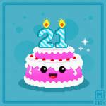Birthday Cake v.2