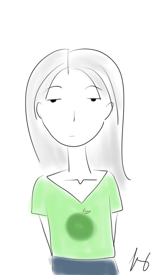 uhuh by kimyunalesca