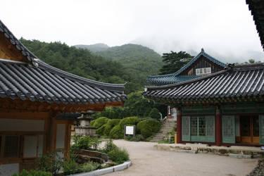 South korean shrine by yatora