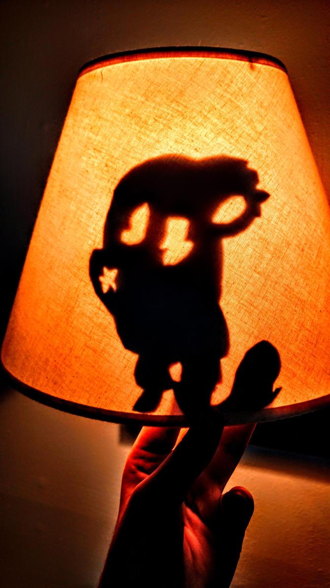 (CTA BB) Lamp art by Spottedtail-Cat-Art