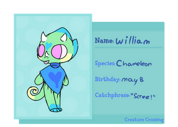 William by oOSpottedtailOo