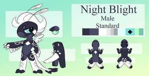 Night Blight Breeding Ref