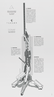 DONAR Heavy Artillery by M-Vitzh