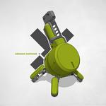 Grenade Dispenser