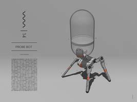 Probe Bot by M-Vitzh