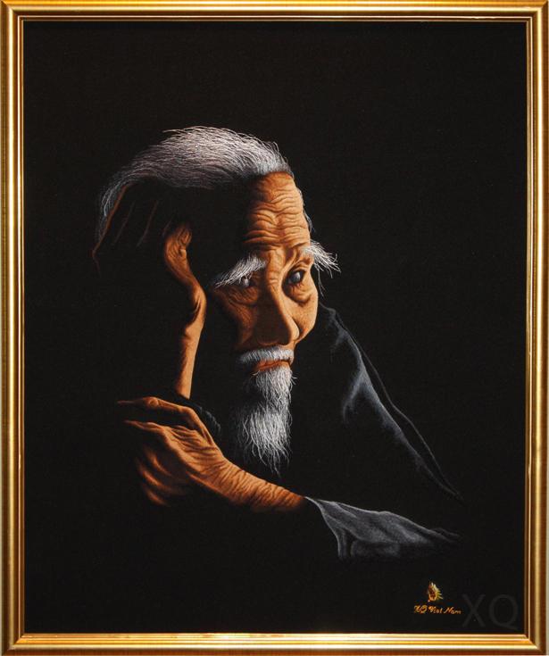 Meditation - Hand Emboirdery