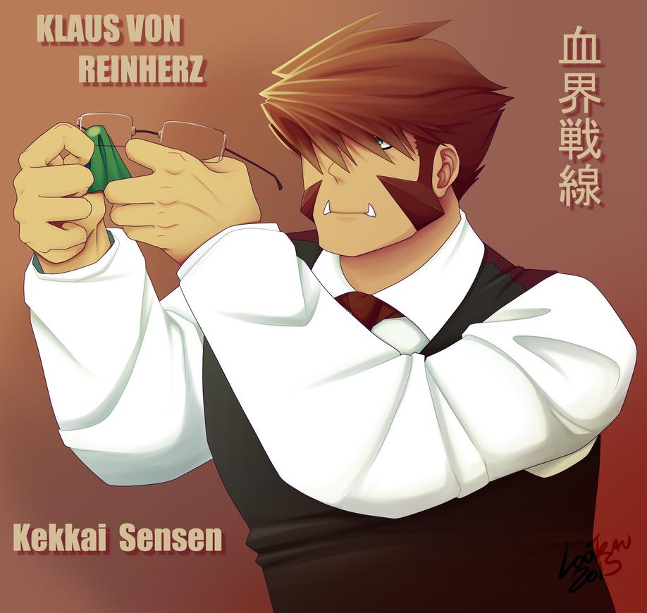 Klaus Von Reinherz by Cherry-Plasma
