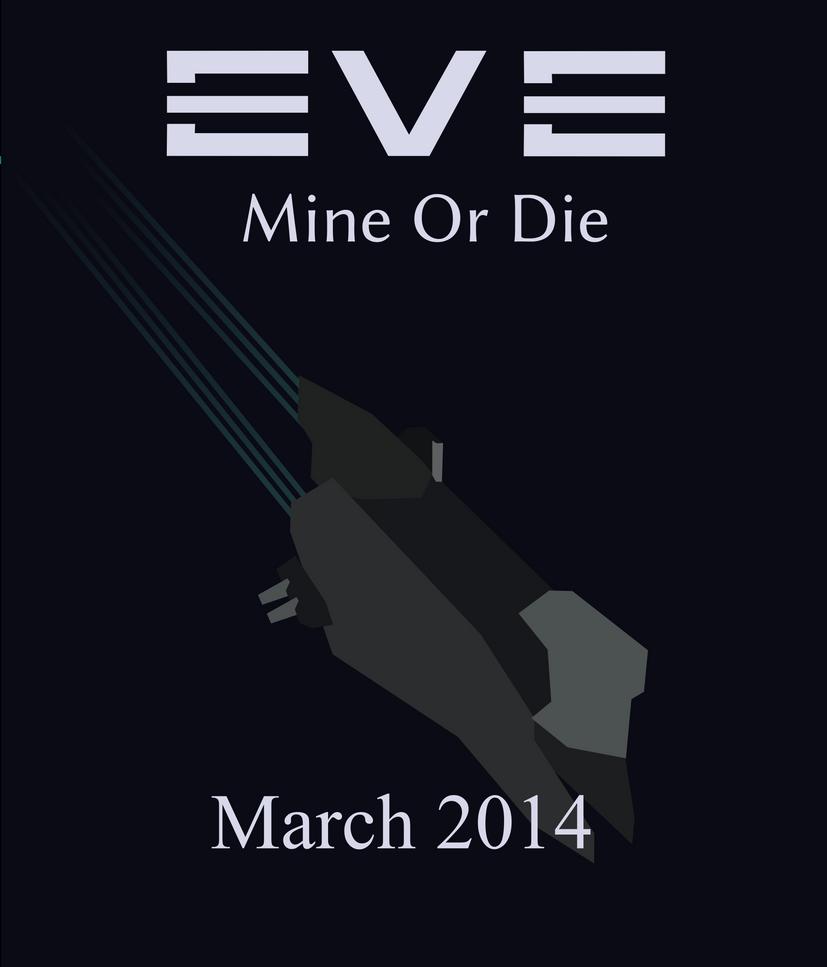 EVE Mine Or Die Cover 2