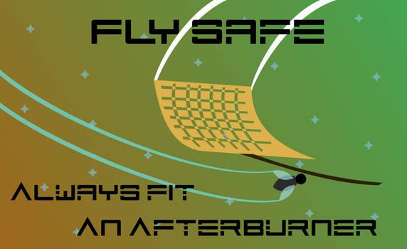 Fly Safe: Always Fit an AfterBurner