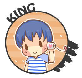 King by WinterOkami-Chan