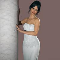 Beautiful Bride 2 by 3Dfantasyworld