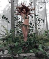 Exotic Girl 4 by 3Dfantasyworld