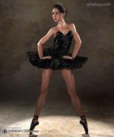 Ballerina Girl 3 by 3Dfantasyworld