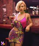 Disco Claudy Outfit G8F