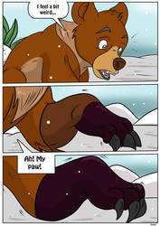 The Bear of Transformation 3/7 by marillon954