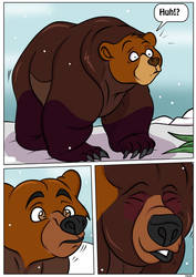 The Bear of Transformation 5/7 by marillon954