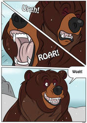 The Bear of Transformation 6/7 by marillon954