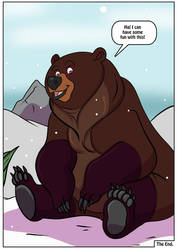 The Bear of Transformation 7/7 by marillon954
