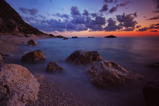 Magical Greek coast