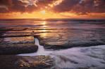 Milky sea spill