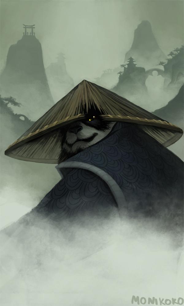 WoW - Pandaren by monikoko