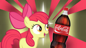 What Do Ponies Drink? - Applebloom