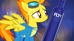What Do Ponies Drink? - Spitfire