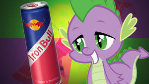 What Do Ponies Drink? - Spike