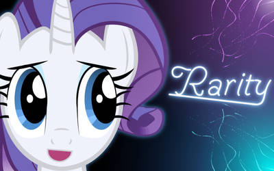 Rarity Wallpaper by DemoMare