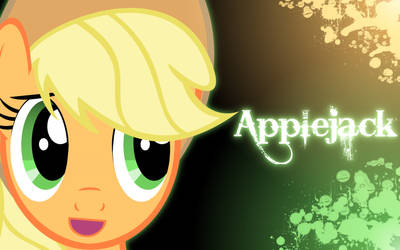 Applejack Wallpaper by DemoMare