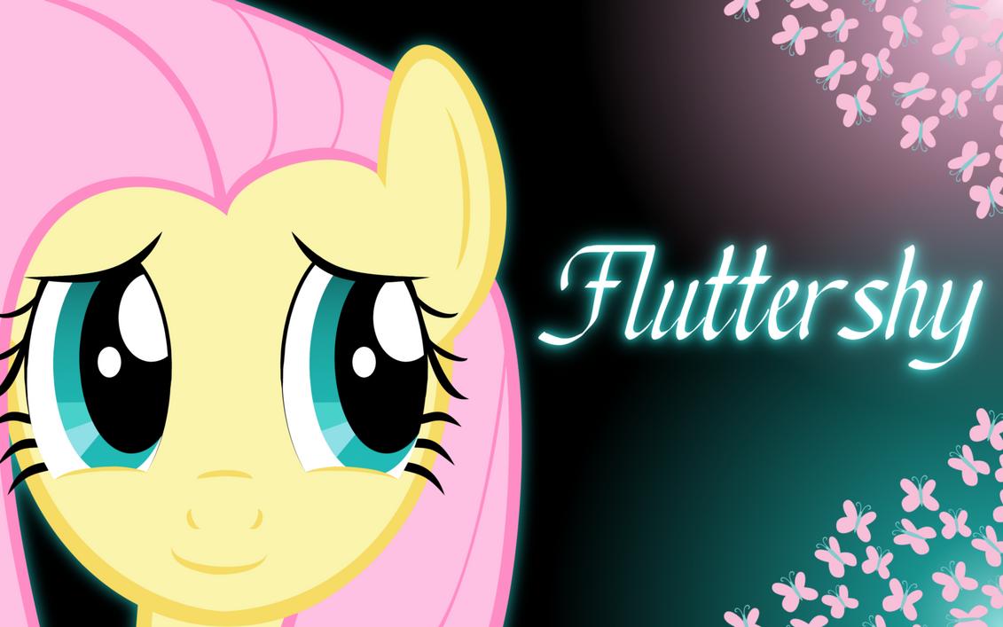 Fluttershy Wallpaper by DemoMare