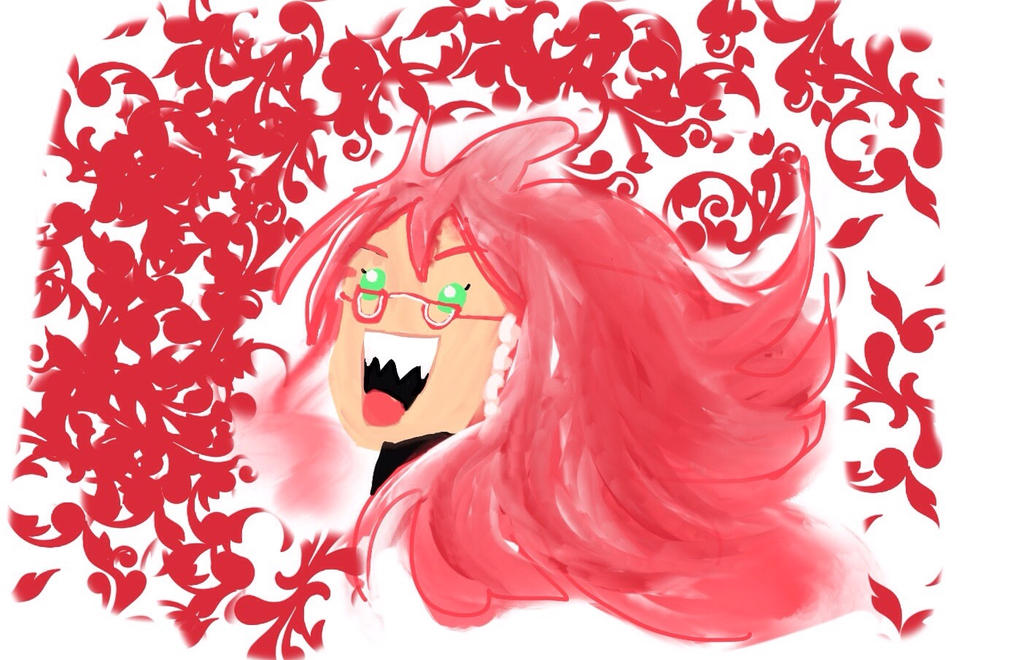 Lil' Grell by Draxulaura2