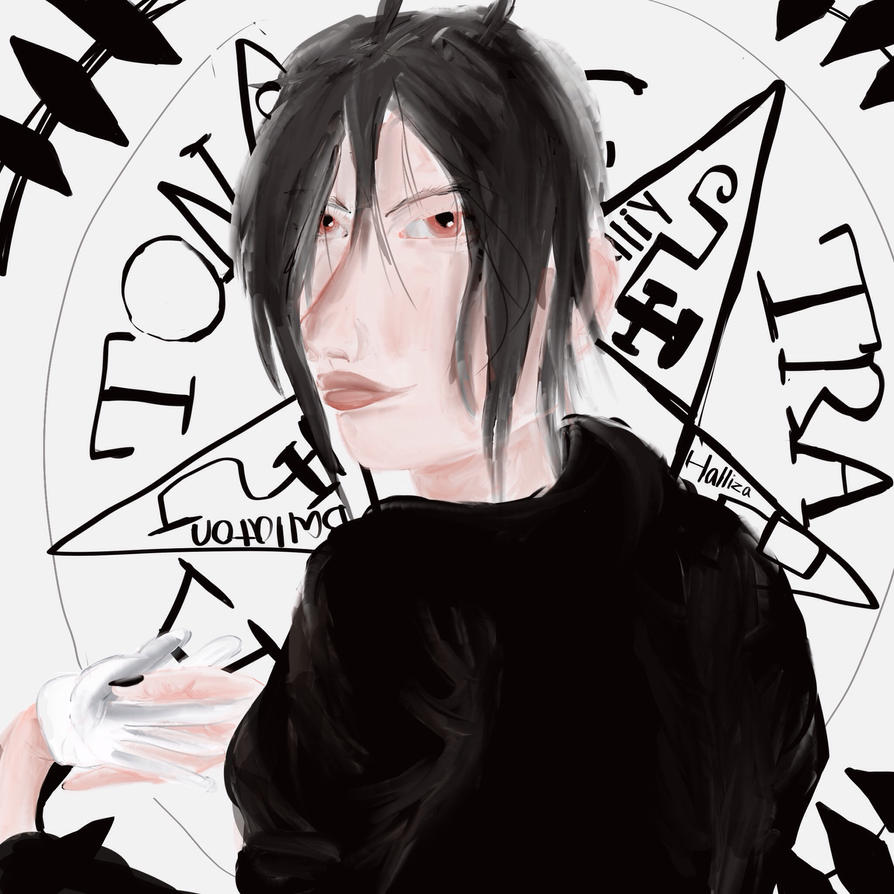 Sebastian by Draxulaura2