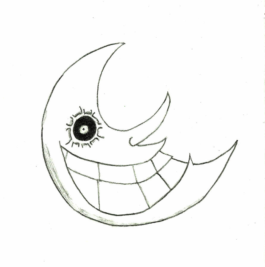 Soul Eater - Moon by LinkNZeldaForever